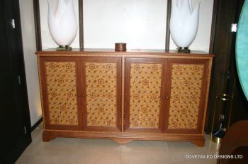Marquetry Sideboard
